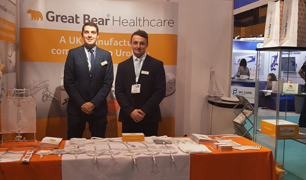 BAUN Conference and Exhibition Stand